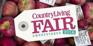 Getaway for 2 to the Country Living Fair ($1,015)