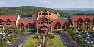 Getaway for 5 to Great Wolf Lodge ($2,200)