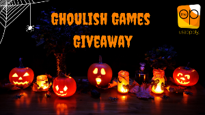 Ghoulish Games Giveaway
