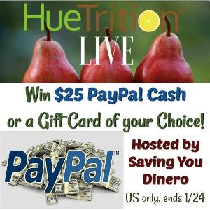 Gift Card of Your Choice or PayPal Cash Giveaway image