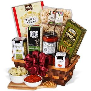 GiftBasket of food products