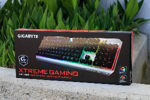 GIGABYTE XK700 RGB MECHANICAL GAMING KEYBOARD ""