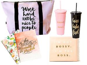 GIRL BOSS PRIZE PACKAGE GIVEAWAY!