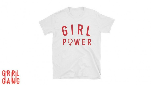 Girl Power T-Shirt ($30)