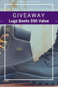 Giveaway Lugz Boots $90 Value