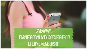 Giveaway of LingoDeer Language Learning App