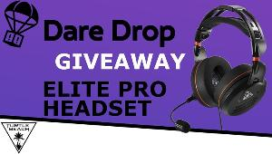Giveaway prize is the Turtle Beach Elite Pro Headset ($200 value)!