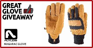 Gloves from Outdoor Research, Flylow, Black Diamond, POW, and 686