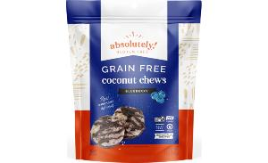 Gluten-Free Grain-Free Coconut Chews Giveaway