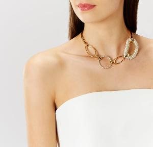 Gold-Toned Necklace Giveaway