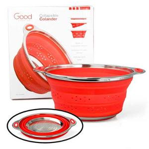 Good Cooking Collapsible Colander ($34.99)