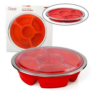 Good Cooking Collapsible Party Platter ($49.99)