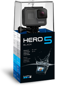 GoPro Hero 5 International Giveaway!