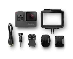 GoPro HERO+ Camera Bundle Valued at $350