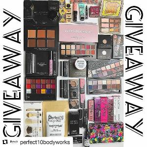 Gorgeous Branded Cosmetics Giveaway!