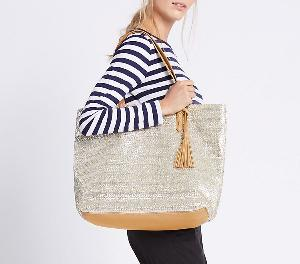 Gorgeous shopper bag from M&S!