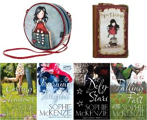 Gorjuss Bag and Wallet and Books by Sophie McKenzie Giveaway