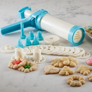Gourmac Easy Action Cookie Press & Food Decorator Giveaway