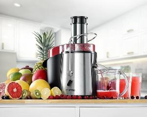 Gourmia Wide-Mouth Centrifugal Juicer