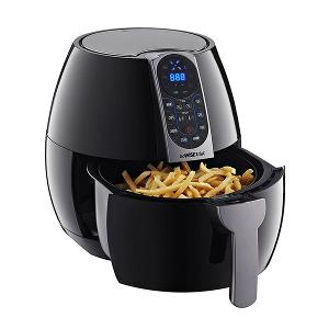 GoWISE® USA 3.7-Quart Programmable Air Fryer Giveaway""