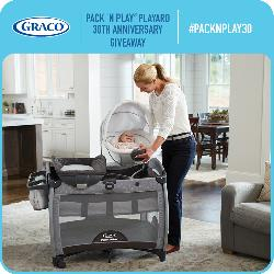 Graco Pack 'n Play Playard Quick Connect with Portable Bouncers