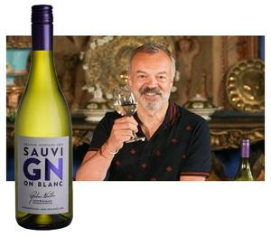 Graham Norton's Own SauviGNon Blanc wine Giveaway!