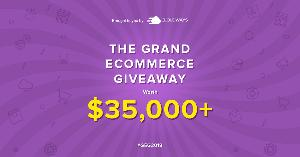 Grand Ecommerce Giveaway With Prizes Worth $35,000