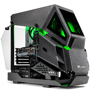 Grand Prize:  AH 380 Gaming PC by LCGS (AMD RYZEN 5 3600XT, B550 mATX Motherboard, Nvidia RTX 3080 10GB and more) [One Winner]; Second Place: Floe DX 240mm AIO CPU Cooler + Riing Duo 12 RGB 3-pack fans [Two Winners] + 17 more prizes!!