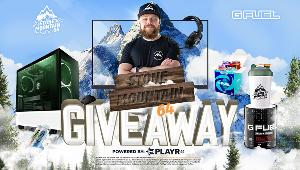 """Grand Prize: NZXT Gaming PC (Incl: Mouse Pad & Keyboard), Logitech PRO X SUPERLIGHT Mouse, Logitech PRO Gaming Headset, Acer Nitro 27"""" WQHD Monitor,5 x G FUEL Energy Tubs, 1 x G FUEL Hydration Tub...+ lots more!!"""