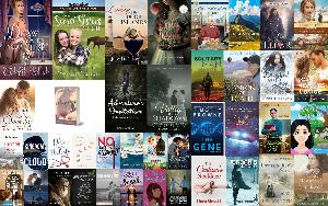 Grand Prize of $350 Amazon Gift Card 1st place prize of 40 books (Author choice of formats)!