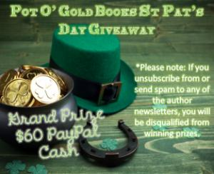 Grand Prize of $60 Paypal with lots of other prizes!