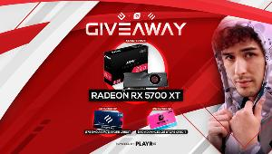 Grand Prize Winner Will Receive  Radeon RX 5700 XT ;1st Runner-Up Will Receive  $75 Evolve PCs Store Credit ;2nd Runner-Up Will Receive $40 Advanced.GG Store Credit