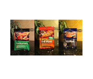 Grate Chef Grill Wipes Bundle Giveaway