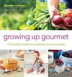 Growing Up Gourmet Cookbook
