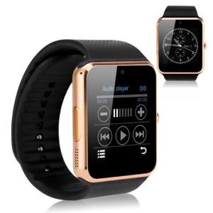 GT08 Rose Gold Smartwatch for iPhone/Android
