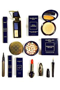 Guerlain x Natalia Vodianova Holiday Makeup Collection