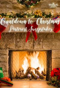 Hallmark Channel's Countdown to Christmas PINTEREST Sweepstakes