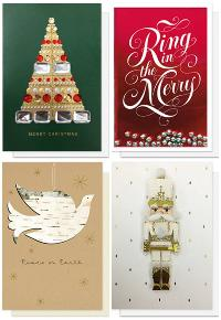 Hallmark Signature Christmas Cards Giveaway