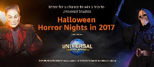 Halloween Horror Nights trip
