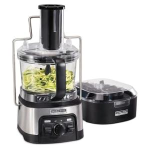 Hamilton Beach® Professional Spiralizing Stack & Snap™ Food Processor Giveaway
