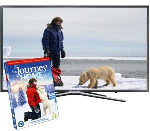 HD Smart LED TV & The Journey Home DVD Giveaway!