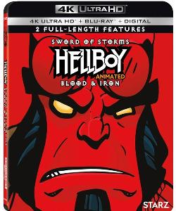 Hellboy Animated: Sword Of Storms And Blood & Iron
