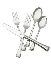 Henckels Angelico 45-Piece Flatware Set (ARV $168)