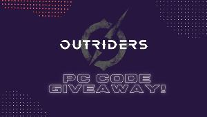 Here's your chance to win a copy of Outriders for PC!
