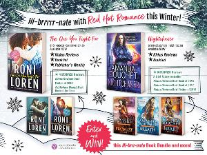 Hi-brrr-nate book bundle and prize package