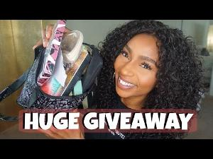 HIGH END BEAUTY PRODUCTS GIVEAWAY!