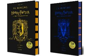 Hogwarts House 20th Anniversary Editions of the Philosopher's Stone