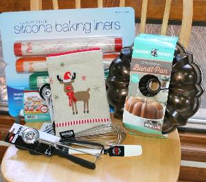 Holiday Baking Essentials Package