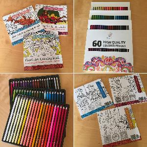 Holiday Coloring Giveaway!