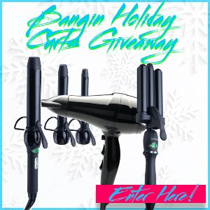 Holiday Curls Gift Set